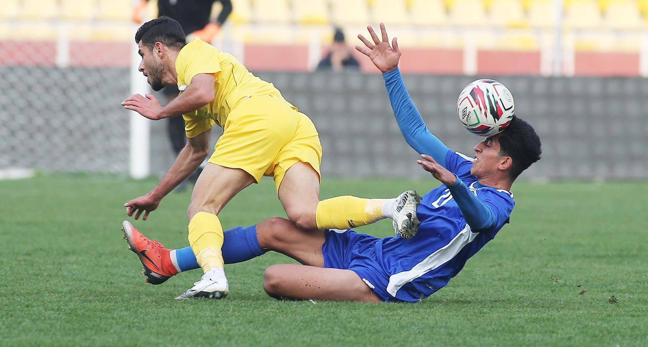 اختتام الجولة السابعة عشر لدوري كرة القدم الممتاز بخمس مباريات