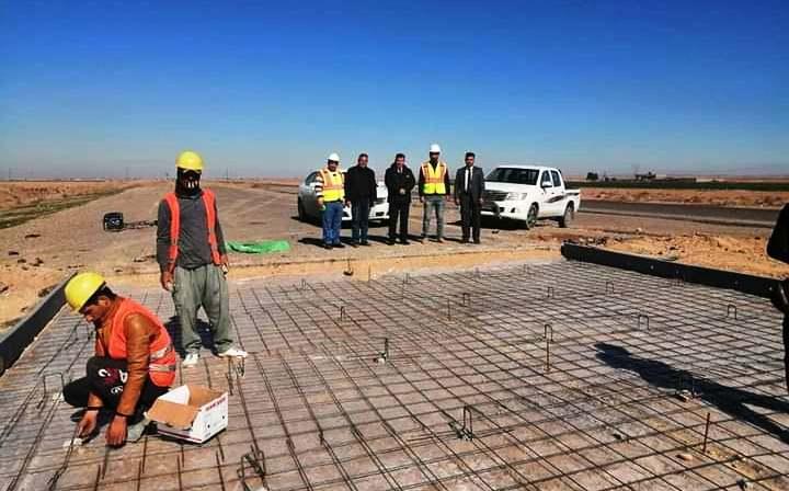 """طرق وجسور كركوك تدعو سالكي طريق بغداد إلى """"الحيطة والحذر"""""""