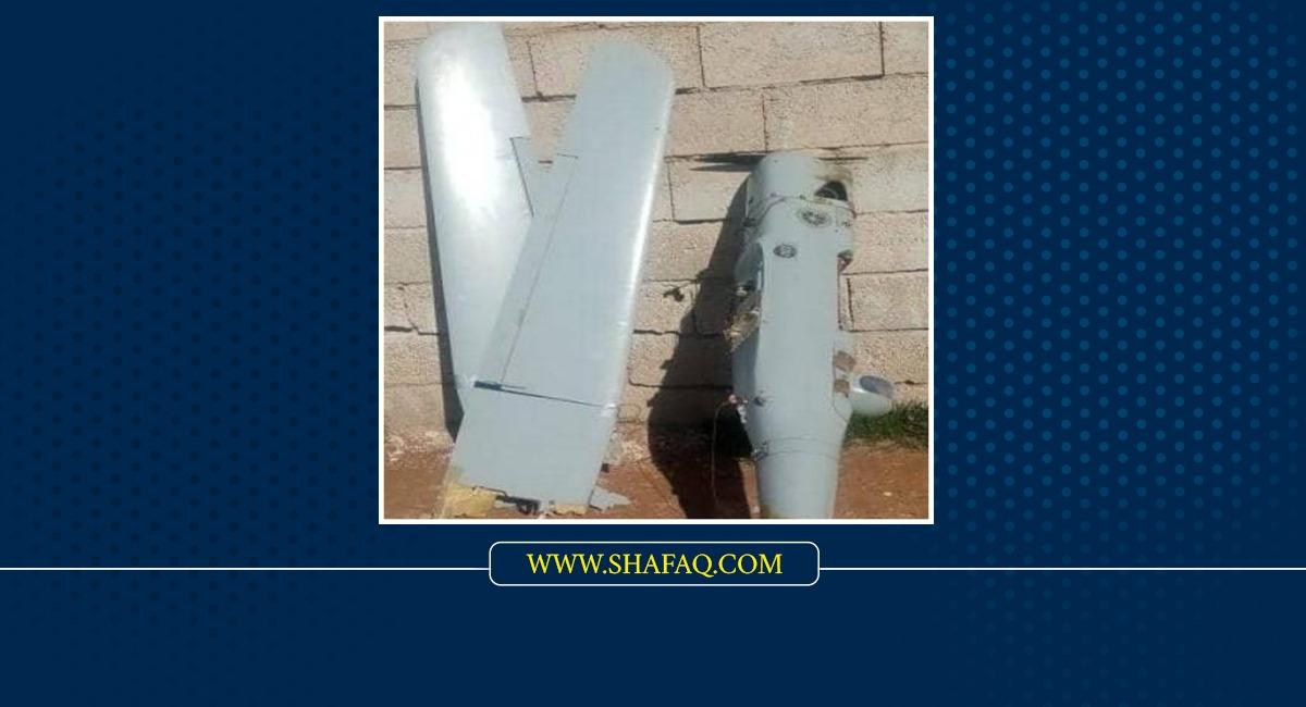 """""""قسد"""" تسقط طائرة استطلاع تركية شمالي سوريا"""
