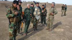 ضبط واحراق عجلة مفخخة شرق محافظة صلاح الدين