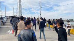 بالصور.. صدامات في الناصرية مع عودة الاحتجاجات