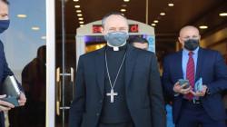 وفد من الفاتيكان يصل النجف لوضع اللمسات النهائية لزيارة البابا فرنسيس