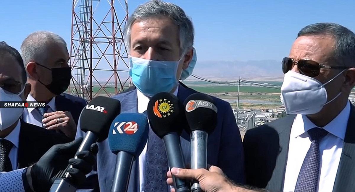 تركيا تقول إنها أبلغت الحكومة العراقية بالعملية العسكرية في إقليم كوردستان