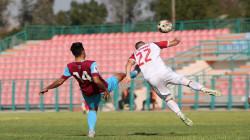 ثلاثة تعادلات في الجولة الأولى من المرحلة الثانية لدوري الكرة العراقي الممتاز