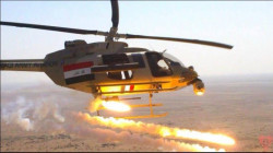الطيران الحربي يدمر اهدافاً لداعش في ديالى وحدود صلاح الدين  وكوردستان