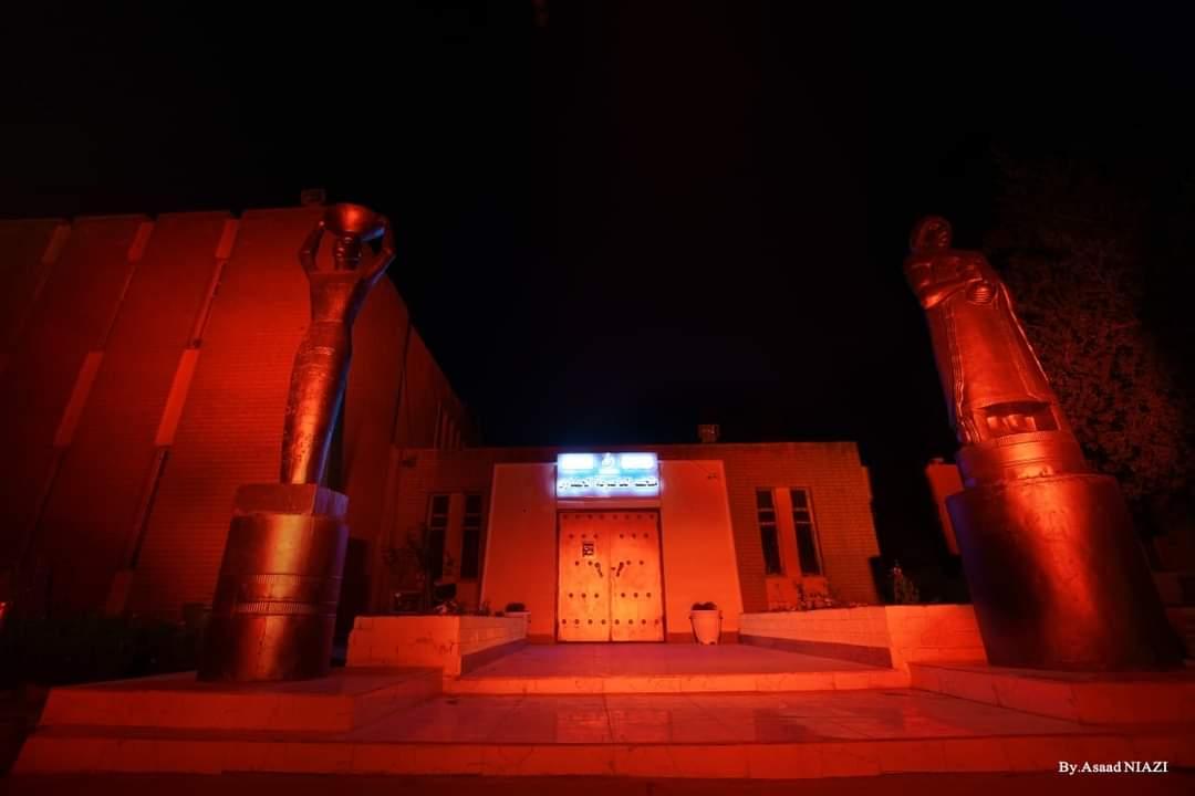 محافظة عراقية تهنئ بوصول الإمارات للمريخ بطريقة خاصة