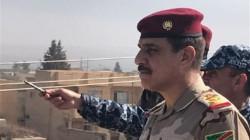 رئيس اركان الجيش العراقي يصل إلى سنجار