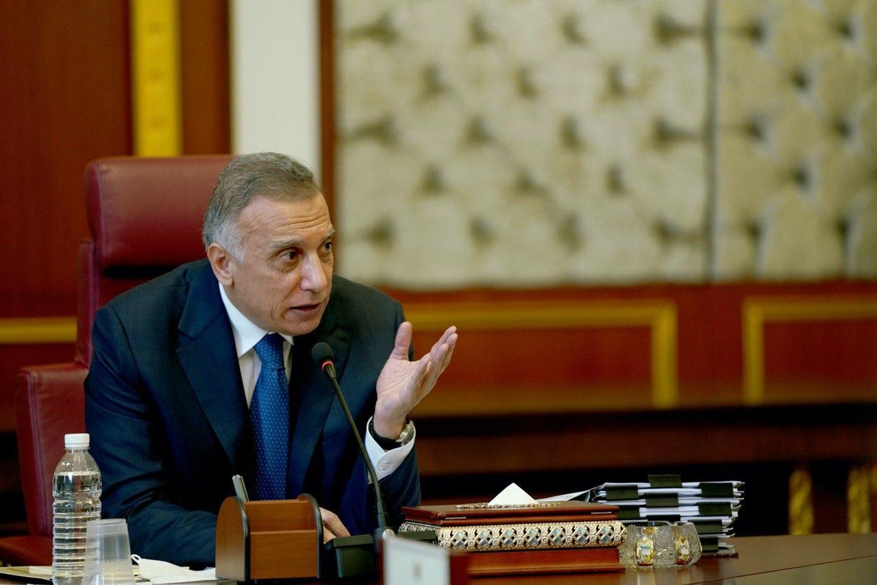 الكاظمي: الحوار الوطني بإمكانه طي صفحة خلافات بغداد-أربيل