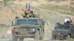 الشرطة الروسية تسيّر دورية على حدود الإدارة الذاتية وتركيا
