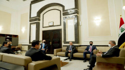 Al-Kadhimi discusses with the KRG delegation several files of common interest
