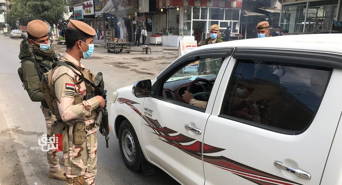 مقتل مدني ومصرع وإصابة ثلاثة آخرين بينهم امرأتان بحادثين جنوبي العراق