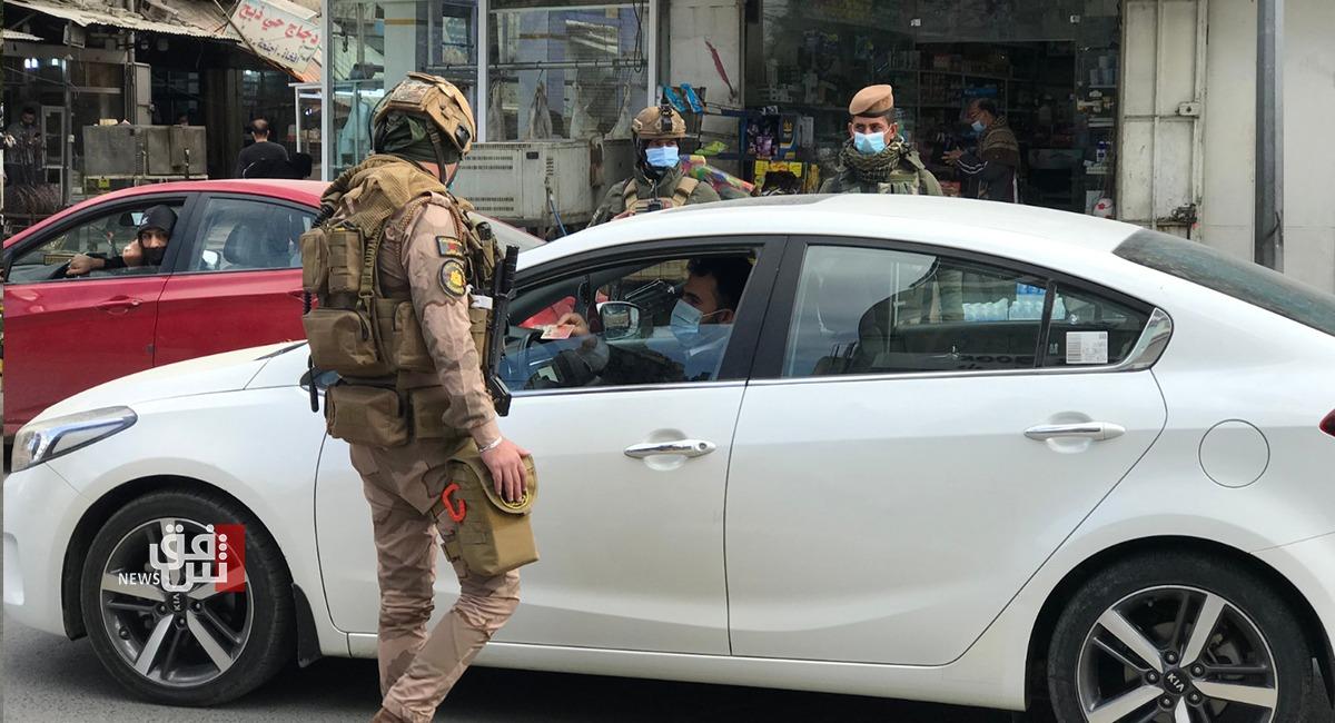تفجيران متعاقبان يستهدفان متجرا للمشروبات الكحولية شمالي بغداد