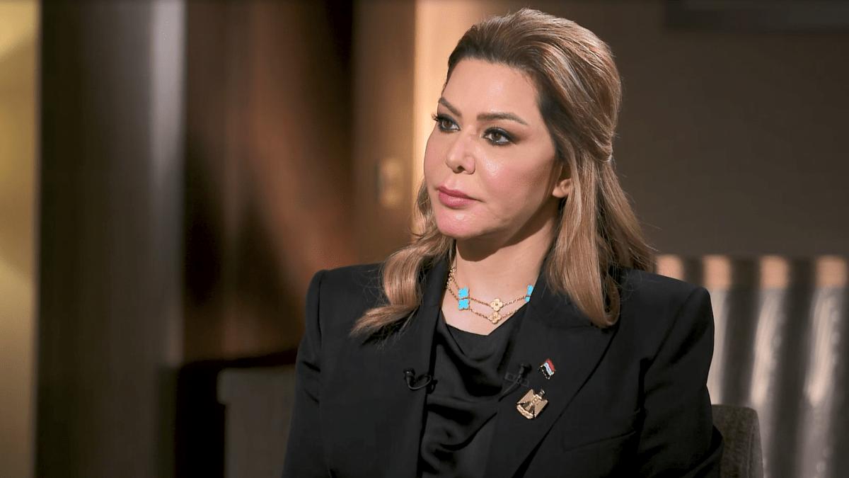"""فيديو.. تصريح مثير لرغد صدام حسين بشأن """"حكومة ظل"""""""
