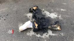 المرور توضح ملابسات إضرام معاق النار بنفسه في كركوك