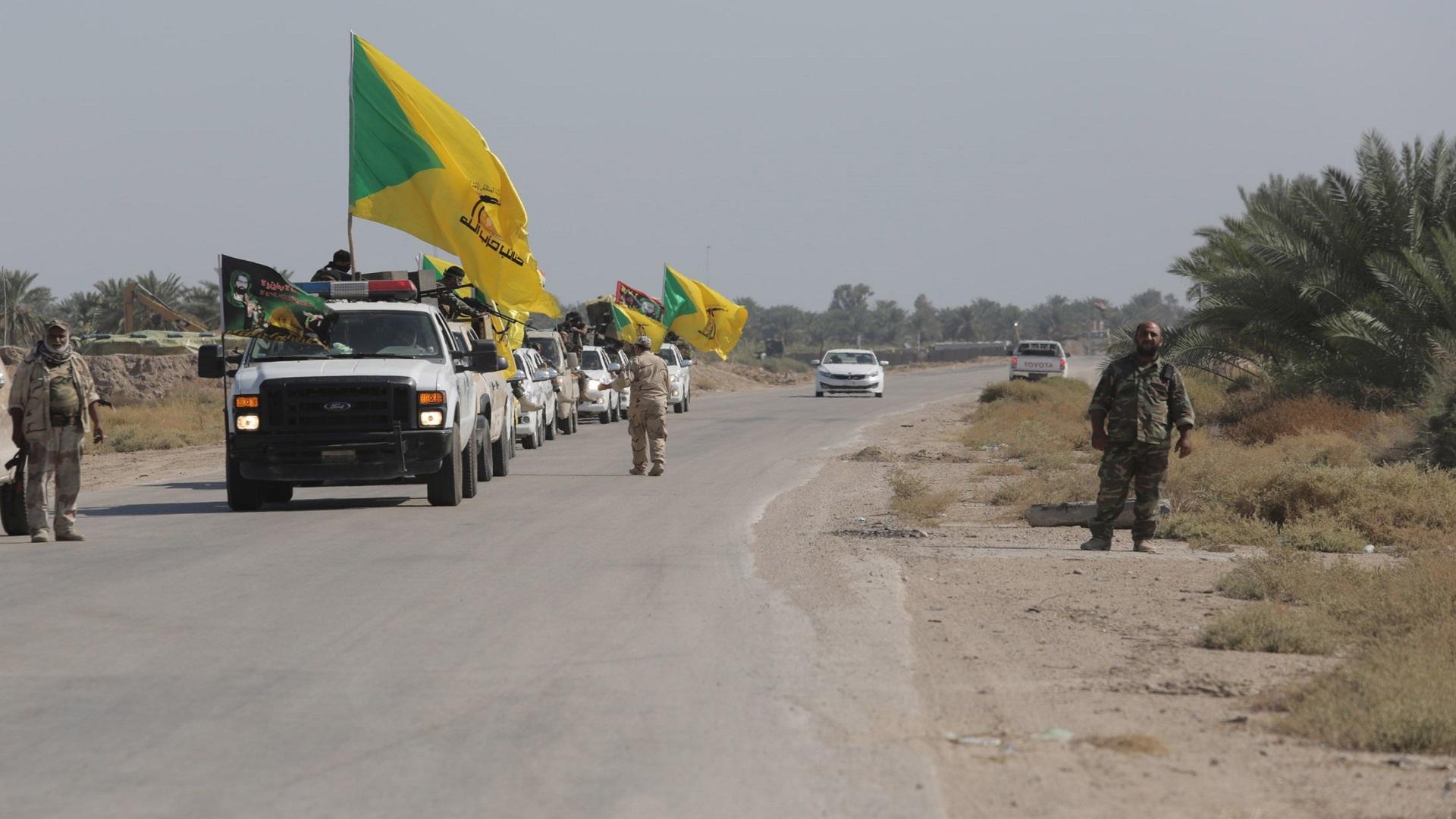 كتائب حزب الله: الحشد لن يُحل ولسنا طرفاً في مفاوضات السعودية