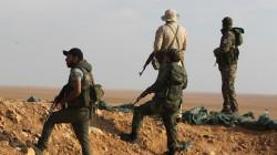 """سقوط ثلاث ضحايا من الحشد ومقتل عناصر من داعش بينهم """"والٍ"""" شمال بغداد (تحديث)"""