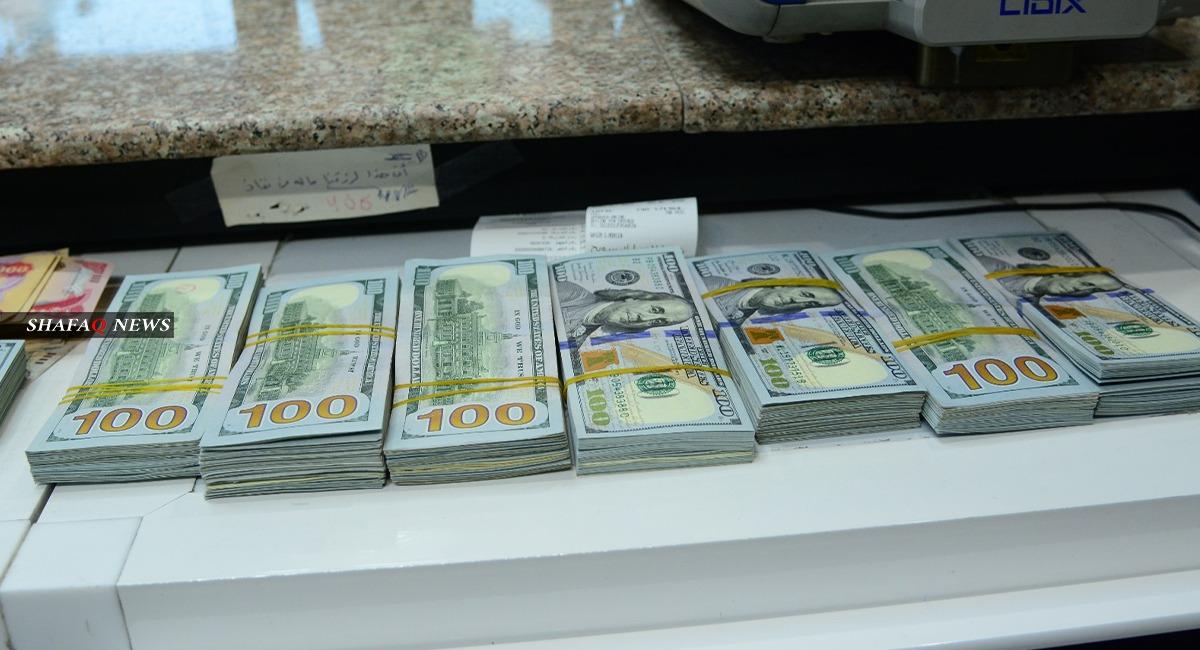دۆلار لەوەر قەیەغەی هاتووچگنەگە و وسانن بۆرسەی عراق ئارام گرێد
