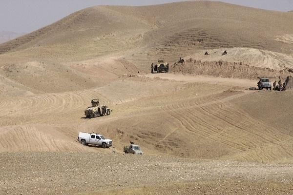 Three child victims to a landmine in al-Muthanna