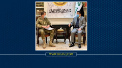 Expanding our tasks in Iraq is at the request of the Iraqi government, NATO commander in Iraq says