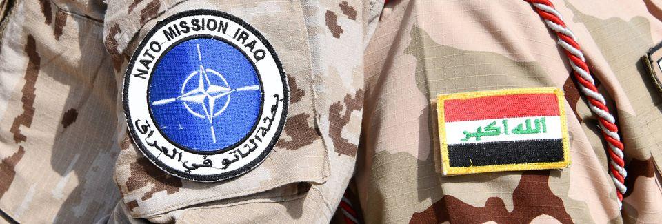 """""""الناتو"""" في العراق: قوة الغرب لردع داعش وإيران وروسيا"""