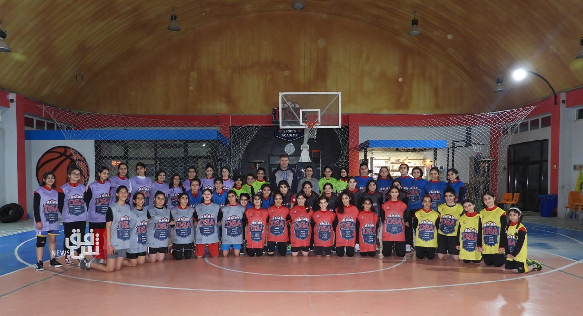 "Made in Al-Sulaymaniyah: ""Zima"" the first women's sports organization in Iraq"
