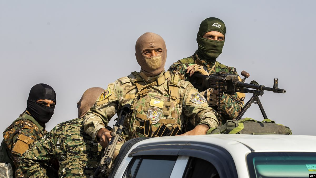 SDF denies infiltrating areas controlled by Turkey in northeastern Syria
