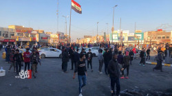 Two killed and 17 injured in clashes between security forces and demonstrators in Nasiriyah