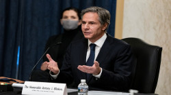 U.S.'s Blinken stresses two-state solution to Palestinian conflict