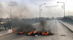 Security forces fire live bullets to disperse protestors in Dhi Qar