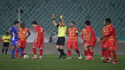 التحقيق مع لاعب ومدرب وحكم في الدوري العراقي لإثارتهم العنصرية