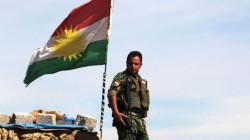 عناصر في قوات البيشمركة ينظمون وقفة إحتجاجية في دهوك