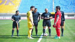 تعادل إيجابي يحسم مباراة أربيل وأمانة بغداد في الدوري الممتاز