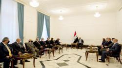 """الكاظمي يؤكد تطلع العراق الى تعاون """"أوثق"""" مع الأردن وترسيخ أمن المنطقة"""