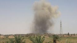 اصابة مزارع بانفجار عبوة ناسفة في ناحية ساخنة بديالى