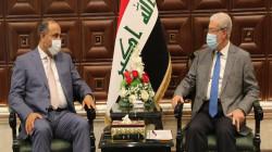 وزير الثقافة ورئاسة البرلمان يبحثان قانون العيد الوطني العراقي
