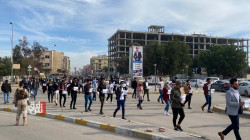 Demonstrations denouncing violence against Dhi Qar protestors erupt in Al-Muthanna