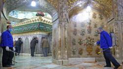 """العتبة الحسينية تتخذ جملة قرارات لمواجهة كورونا المتحورة وتحذر من """"تربة الصلاة"""""""