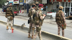 A third attack hit Baghdad' stores today
