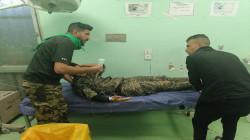 Two PMF members injured southwest of Kirkuk