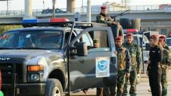 القوات الأمنية تشرع بعملية وسط بغداد لتأمين زيارة البابا