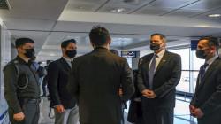U.S. Ambassador to Iraq visited Erbil today