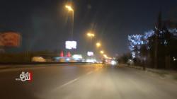 بالصور.. شوارع بغداد بعد سريان حظر التجوال