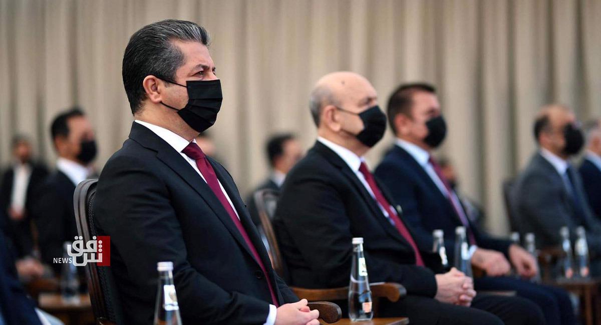 Kurdistan's Prime Minister condemns the terrorist attacks of Erbil airport and Bashiqa camp