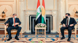 Kurdistan PM meets with the Iraqi Minister of Interior