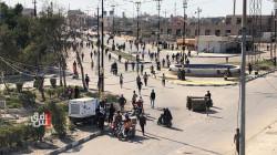 تظاهرات في ذي قار ضد تنصيب الاسدي محافظا جديدا .. صور