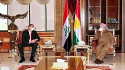Barzani-Al-Ghanmi to implement Sinjar Agreement
