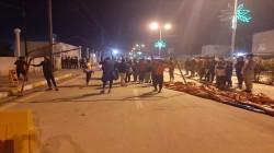 وثيقة وصور.. متظاهرو الرفاعي يمهلون الحكومة ساعات للاستجابة لمطالبهم