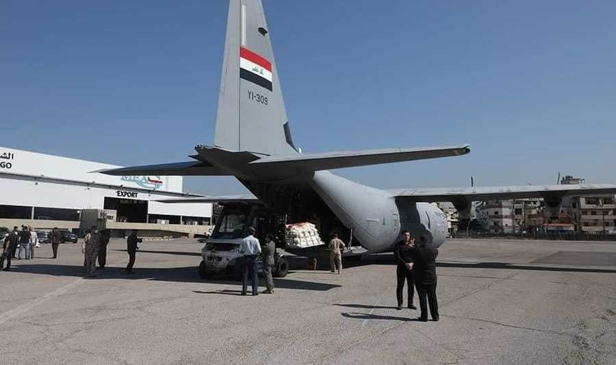 توجه طائرة عراقية إلى الصين لنقل لقاح كورونا