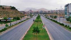موجة من الأمطار الربيعية تجتاح إقليم كوردستان وتستمر لأيام