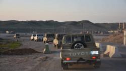 الحشد يعلن نتائج العملية الأمنية في الحدود العراقية السورية